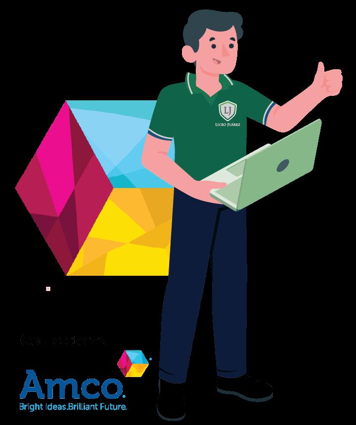 Secundaria Liceo Juárez con Sistema AMCO